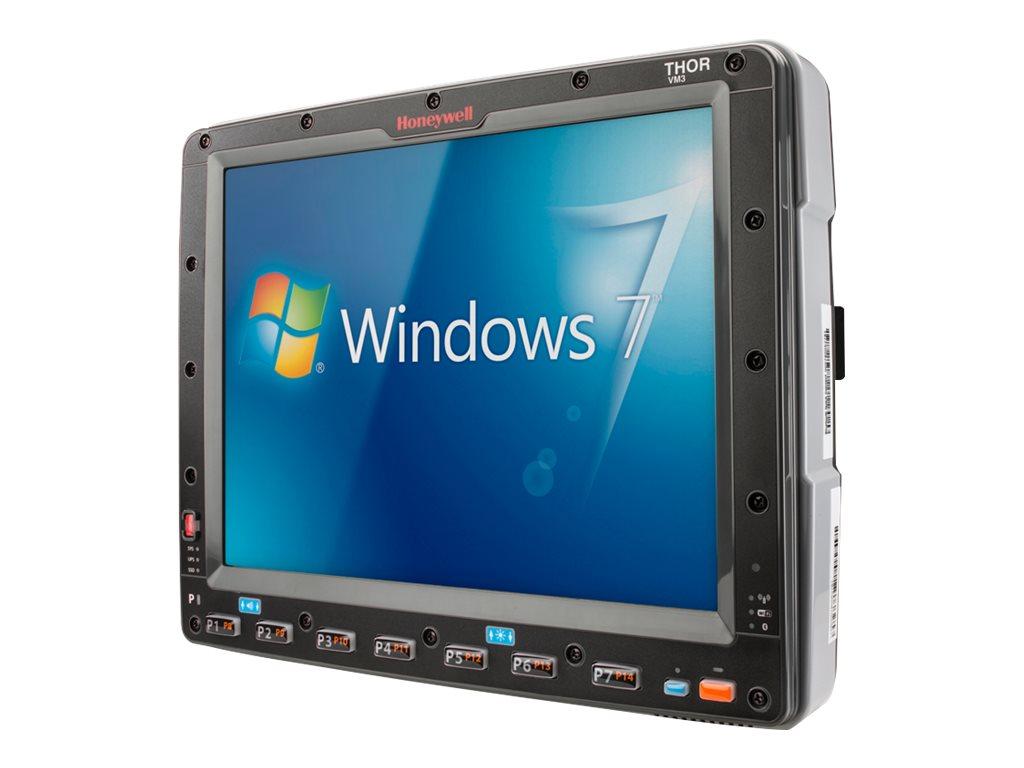 Honeywell Thor VM3 - Computer für den Einbau in Fahrzeuge - Atom E3826 / 1.46 GHz - Win 7 Pro für Eingebettete 64-bit - 4 GB RAM