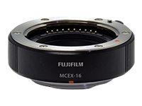 Fujifilm MCEX-16 - Verlängerung - Fujifilm X Mount - für X Series X-A1, X-A2, X-A5, X-E1, X-E2, X-E2S, X-M1, X-Pro2, X-T1, X-T10