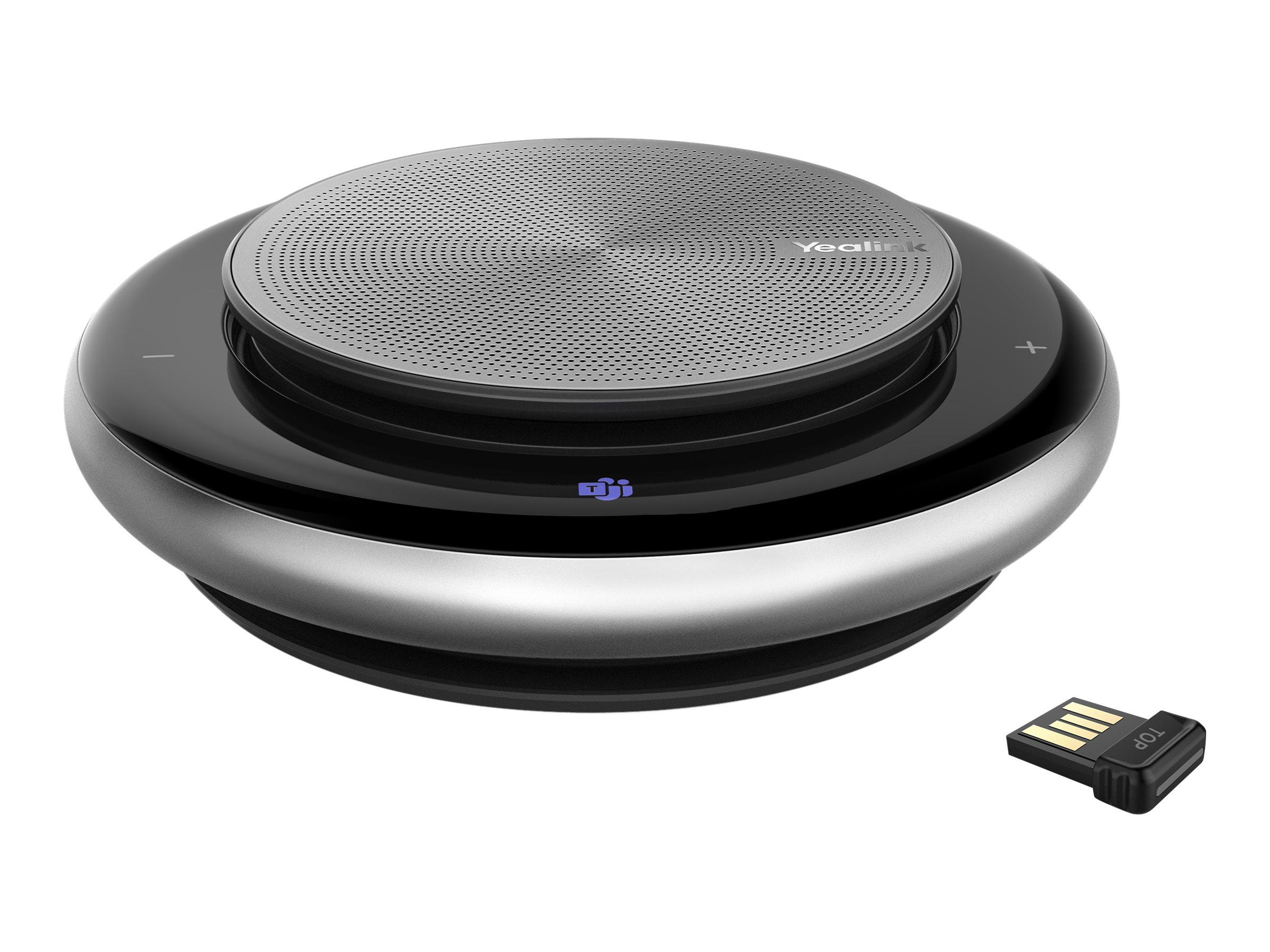 Yealink CP900 - Teams Edition mit BT50 - Freisprechtelefon - Bluetooth - kabellos, kabelgebunden - USB