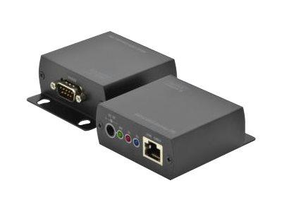 DIGITUS DS-52101 - Serielle Anschlusserweiterung - RS-232 - bis zu 2 km