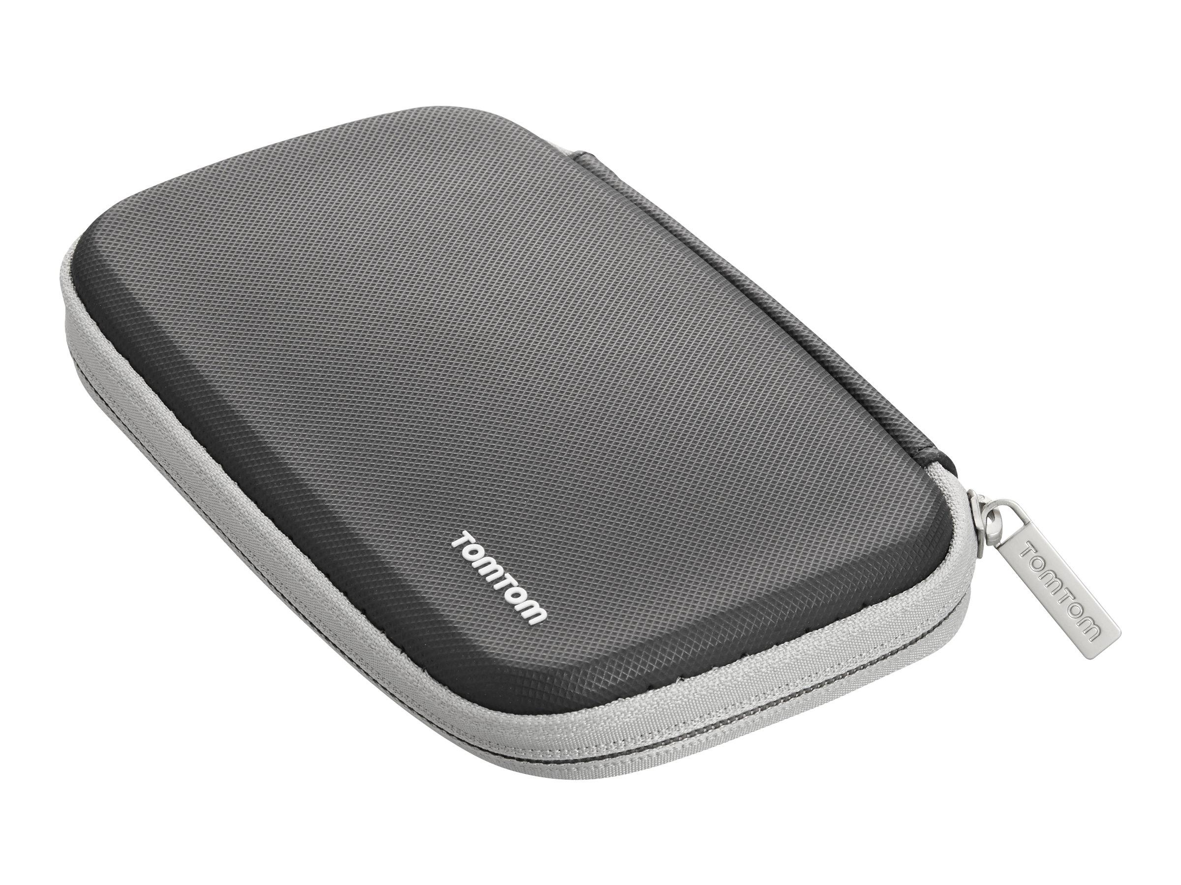 TomTom - Tasche für GPS - für GO 60, 600, 6000, 61, 610, 6100, 620, 6200; Start 60, 62; TRUCKER 6000; VIA 62