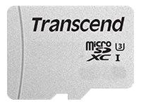 Transcend 300S - Flash-Speicherkarte - 65 GB - UHS-I U1 / Class10 - microSDXC