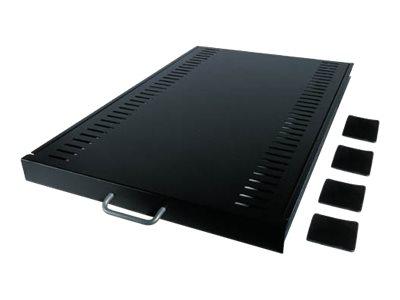 APC - Rack - Regal - Schwarz - 1U - für NetShelter SX