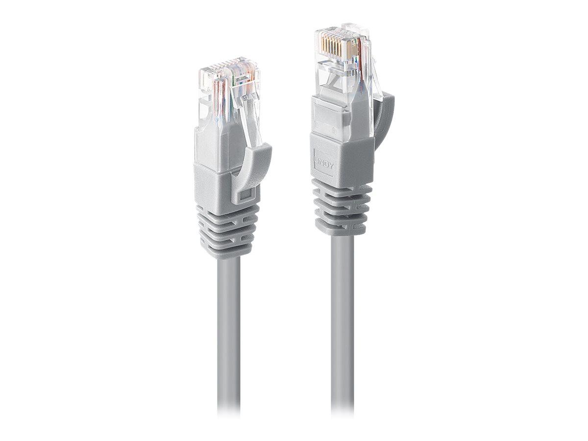 Lindy - Patch-Kabel - RJ-45 (M) bis RJ-45 (M) - 5 m - UTP - CAT 6