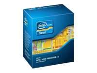 Intel Xeon E3-1245V2 - 3.4 GHz - 4 Kerne - 8 Threads - 8 MB Cache-Speicher - LGA1155 Socket