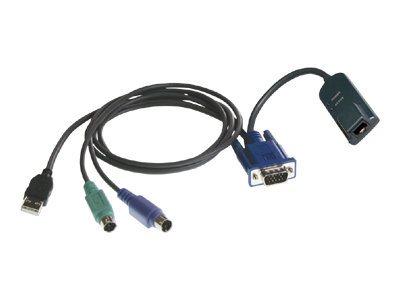 Avocent Virtual Media server interface module - KVM-/USB-Extender (Packung mit 32)