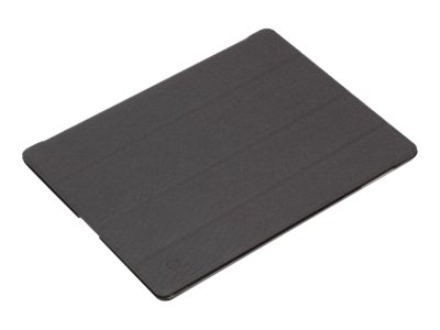 DICOTA LidCradle - Schutzabdeckung für Tablet - Kunststoff, Kunstleder - für Apple iPad (3. Generation); iPad with Retina displa