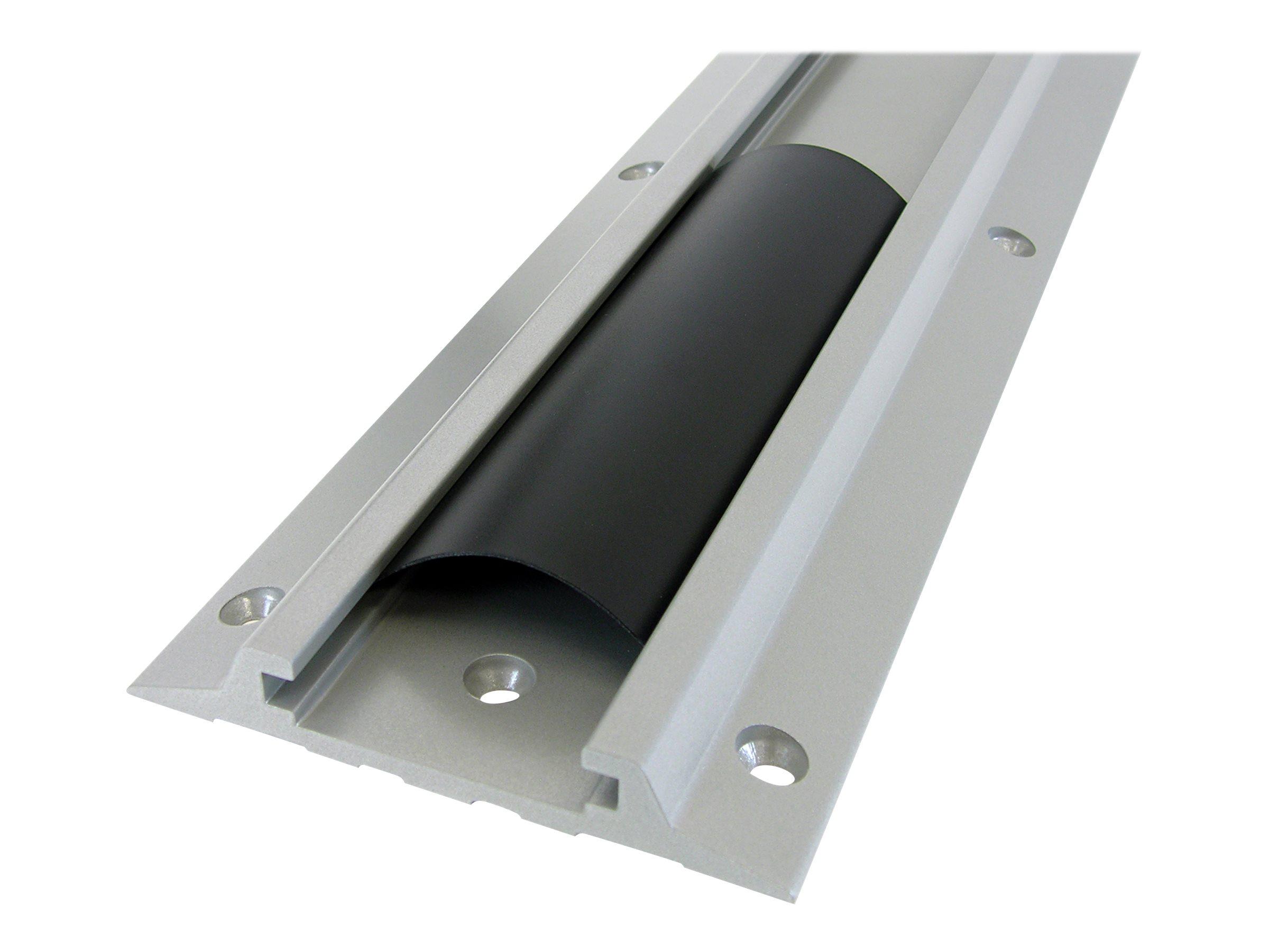 Ergotron - Montagekomponente (Kanalabdeckung, Wandschiene 26