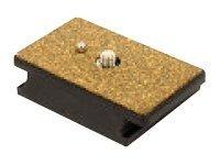 Velbon QB-5RL - Schnellverschluss-Platte - für Velbon DV-6000, PH-358; CX Series CX-586; Video Series C-500, DV-6000