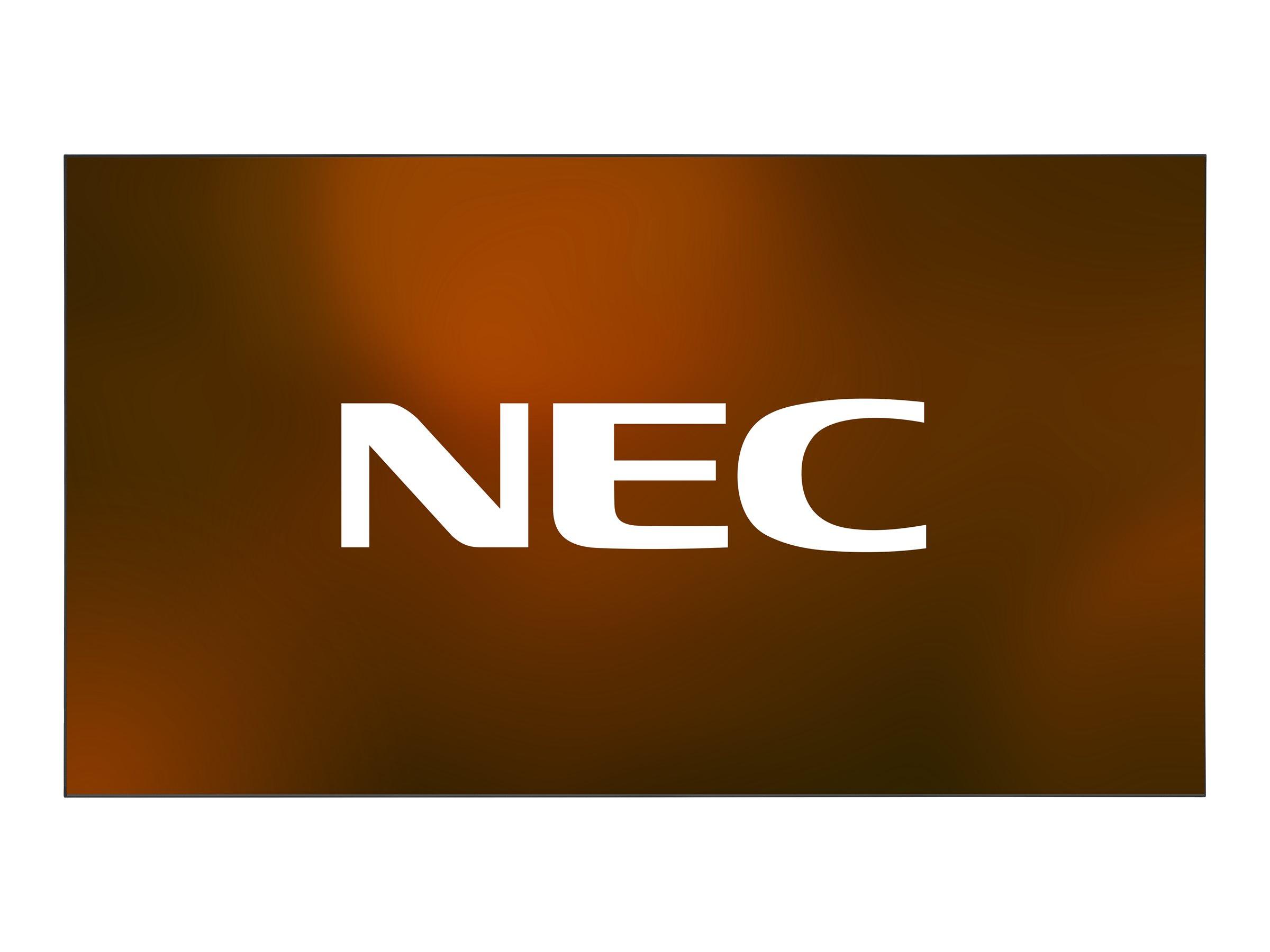 NEC MultiSync UN492VS - 123.2 cm (49