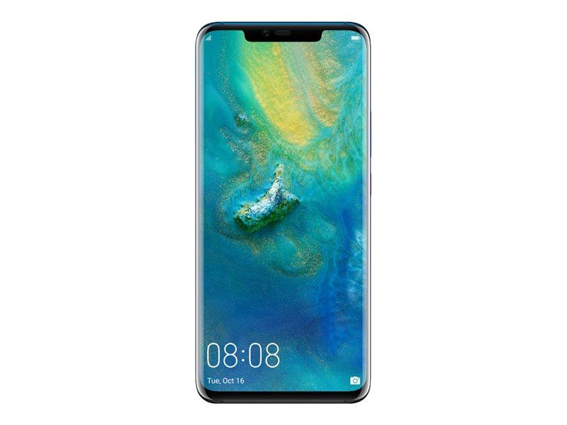 Huawei Mate 20 Pro - Smartphone - Dual-SIM - 4G LTE Advanced - 128 GB - microSDXC slot