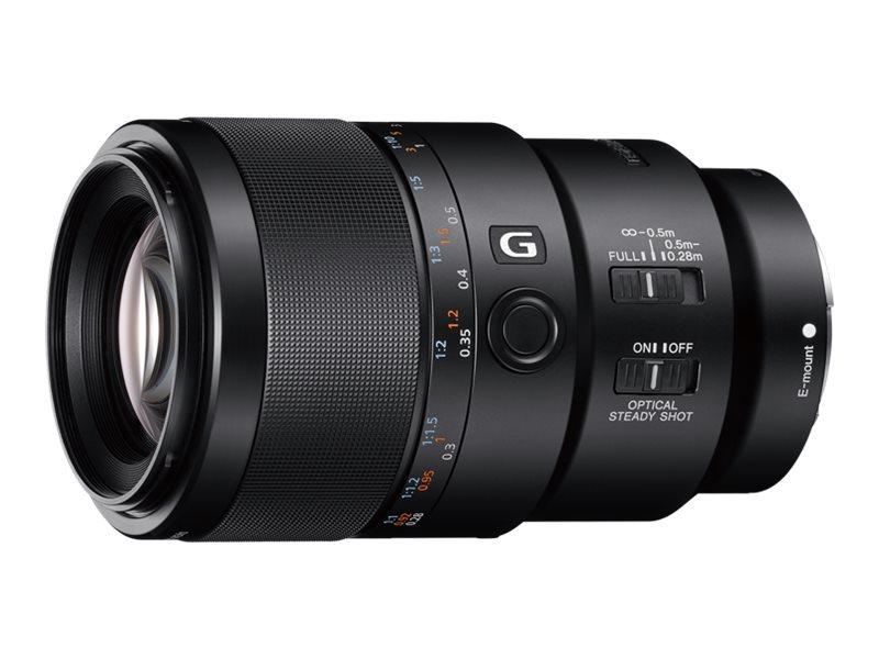 Sony SEL90M28G - Makro-Objektiv - 90 mm - f/2.8 G OSS Macro - Sony E-mount