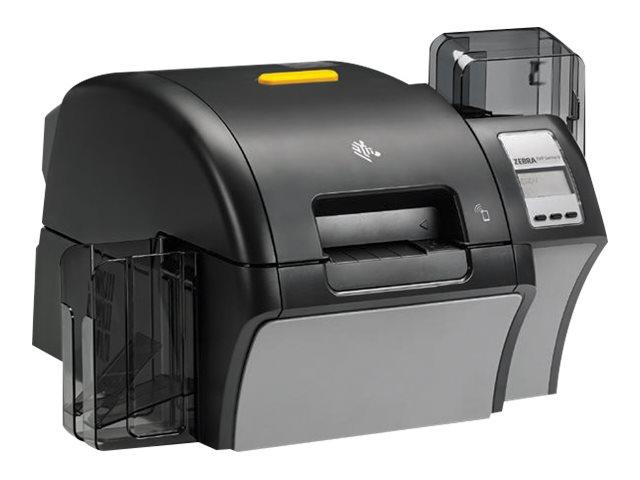 Zebra ZXP Series 9 - Plastikkartendrucker - Farbe - Duplex - Thermosublimations-Rückübertragung - CR-80 Card (85.6 x 54 mm) bis