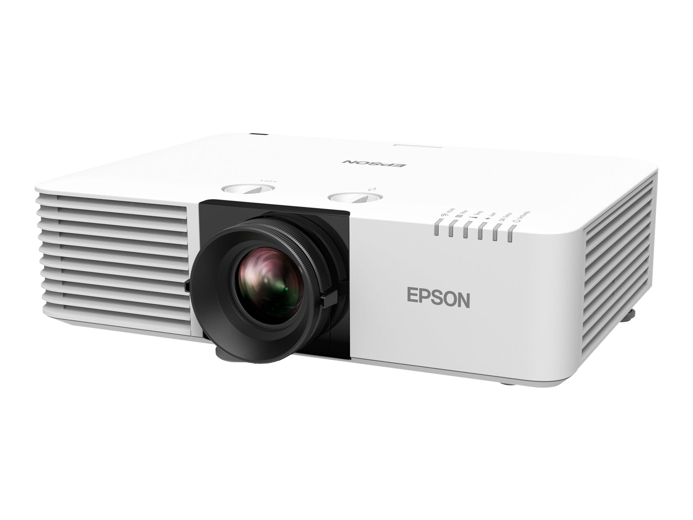 Epson EB-L510U - 3-LCD-Projektor - 5000 lm (weiss) - 5000 lm (Farbe) - WUXGA (1920 x 1200) - 16:10