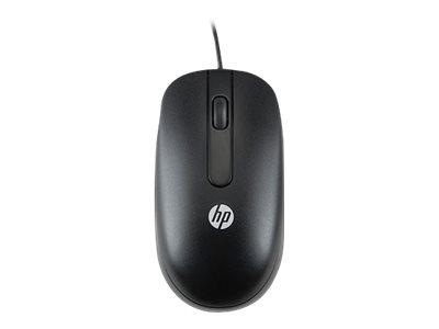 HP - Maus - optisch - kabelgebunden - PS/2 - für EliteDesk 705 G4, 800 G4; ProDesk 400 G5, 600 G4; ProOne 400 G4; Workstation Z4