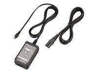 Sony AC-L200 - Netzteil - für Handycam HDR-CX170, CX370, CX590, CX680, PJ675, PJ680; NXCAM HXR-NX80; XDCAM PXW-Z90