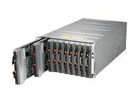 Supermicro SuperBlade SBE-610J-622 - Rack - einbaufähig - bis zu 10 Blades - Stromversorgung Hot-Plug