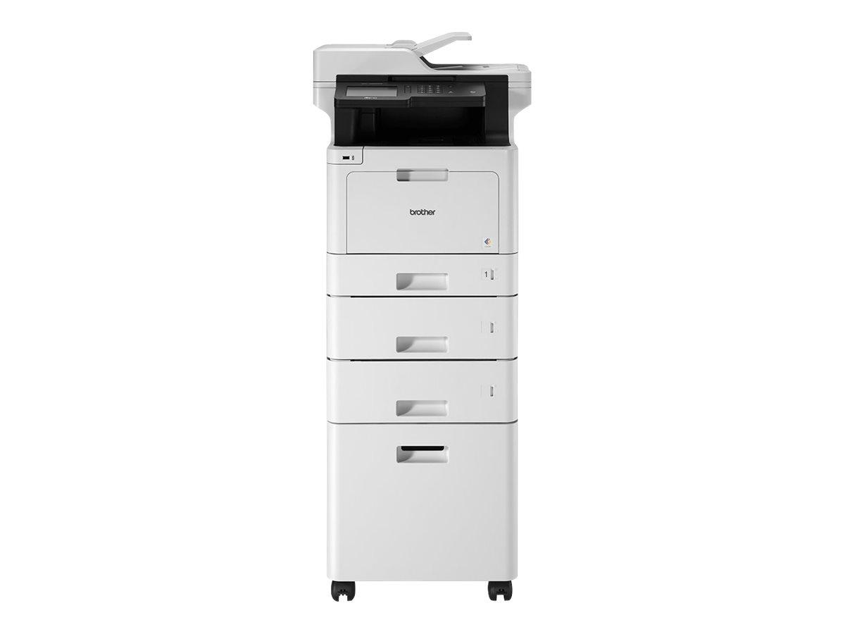 Brother - Druckerunterschrank - für Brother DCP-L8410, HL-L8260, HL-L8360, HL-L9310, MFC-L8690, MFC-L8900, MFC-L9570
