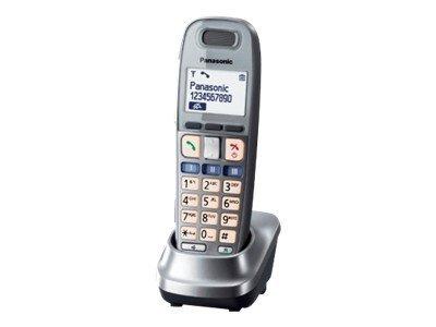 Panasonic KX-TGA659EXM - Schnurloses Erweiterungshandgerät mit Rufnummernanzeige - DECT\GAP - Graphite