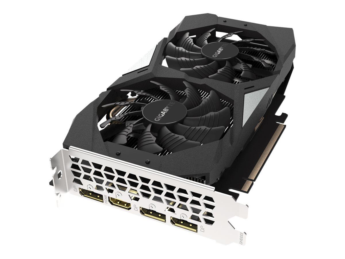 Gigabyte GeForce GTX 1660 Ti OC 6G - Grafikkarten - GF GTX 1660 Ti - 6 GB GDDR6 - PCIe 3.0 x16 - HDMI, 3 x DisplayPort