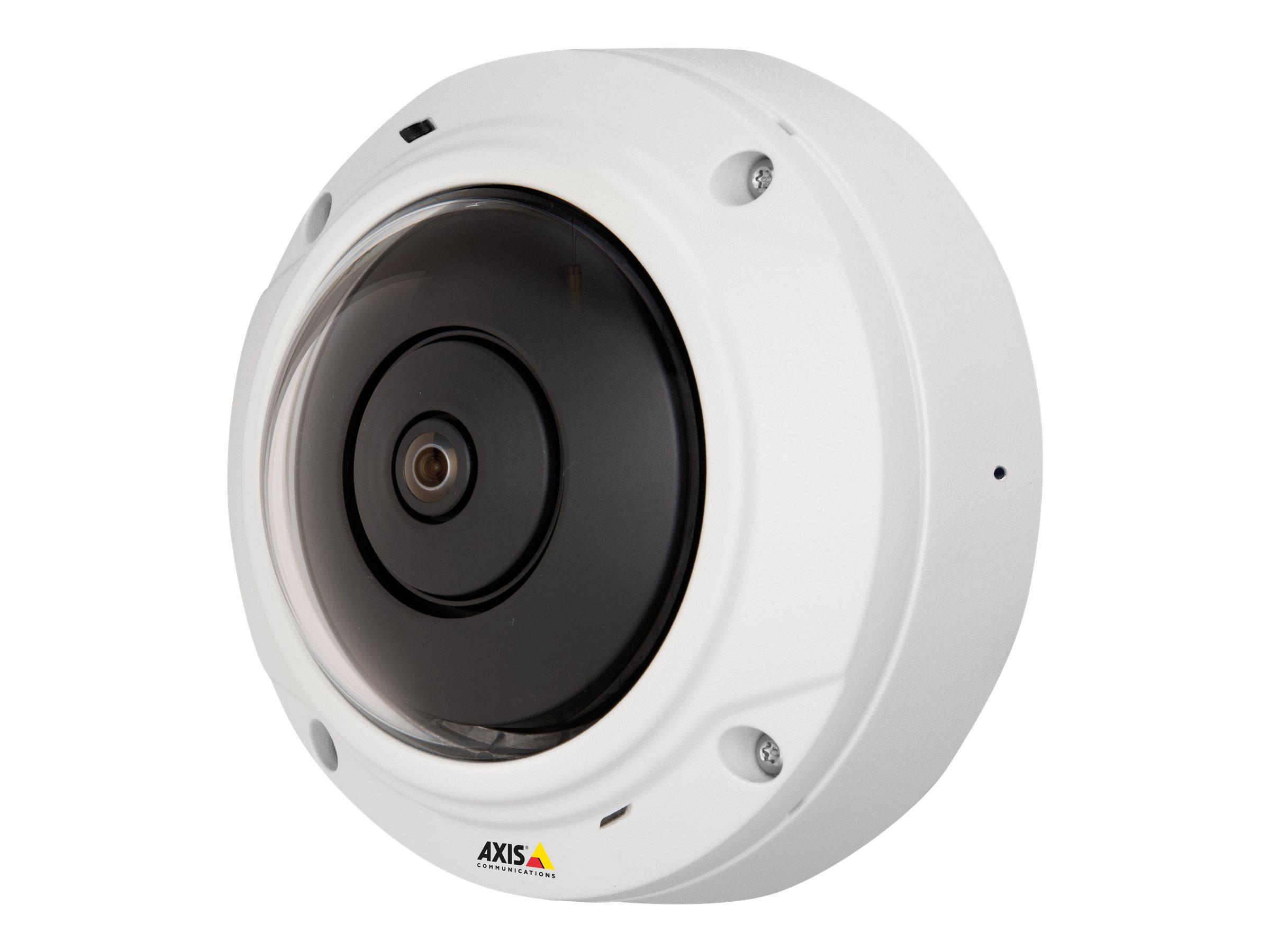 AXIS M3037-PVE - Netzwerk-Überwachungskamera - Kuppel - Aussenbereich - Vandalismussicher / Wetterbeständig - Farbe (Tag&Nacht)