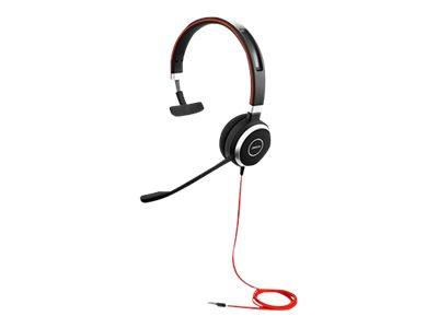 Jabra Evolve 40 Mono - Headset - On-Ear - kabelgebunden