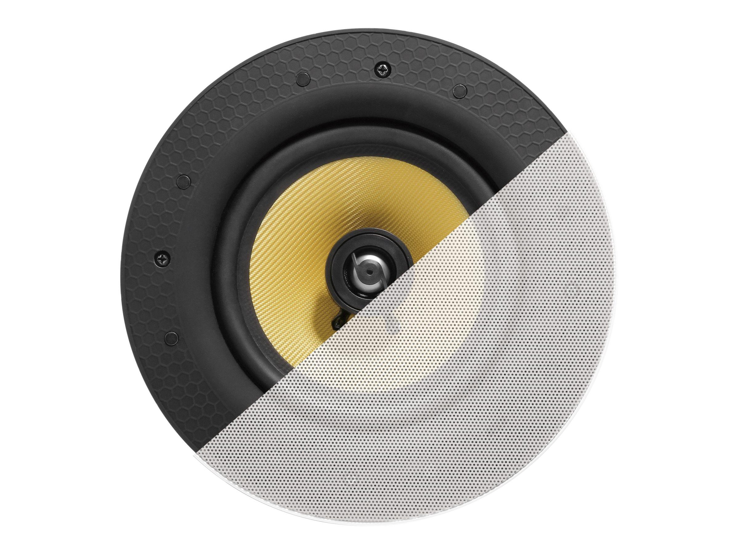Vision CS-1900 - Lautsprecher - 60 Watt - zweiweg - weiss (Grill Farbe - weiss)