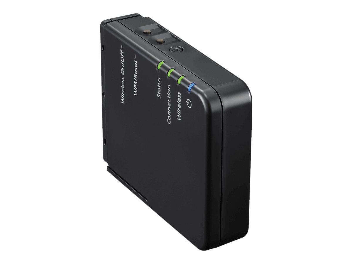 Canon NA10 - Netzwerkadapter - USB - GigE - 1000Base-T - Schwarz