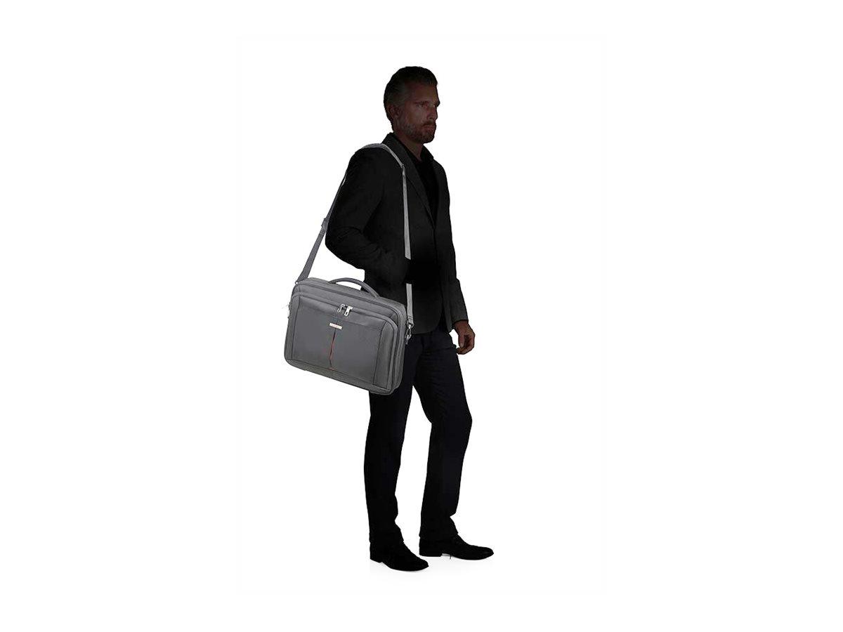 Samsonite GuardIT 2.0 Briefcase - Notebook-Tasche - 39.6 cm (15.6