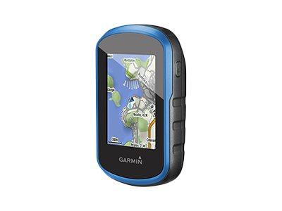 Garmin eTrex Touch 25 - GPS-/GLONASS-Navigationssystem - Wandern, Fahrrad 2.6 Zoll