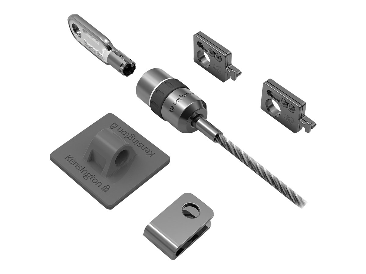 Kensington Desktop and Peripherals Locking Kit - Sicherheitskit