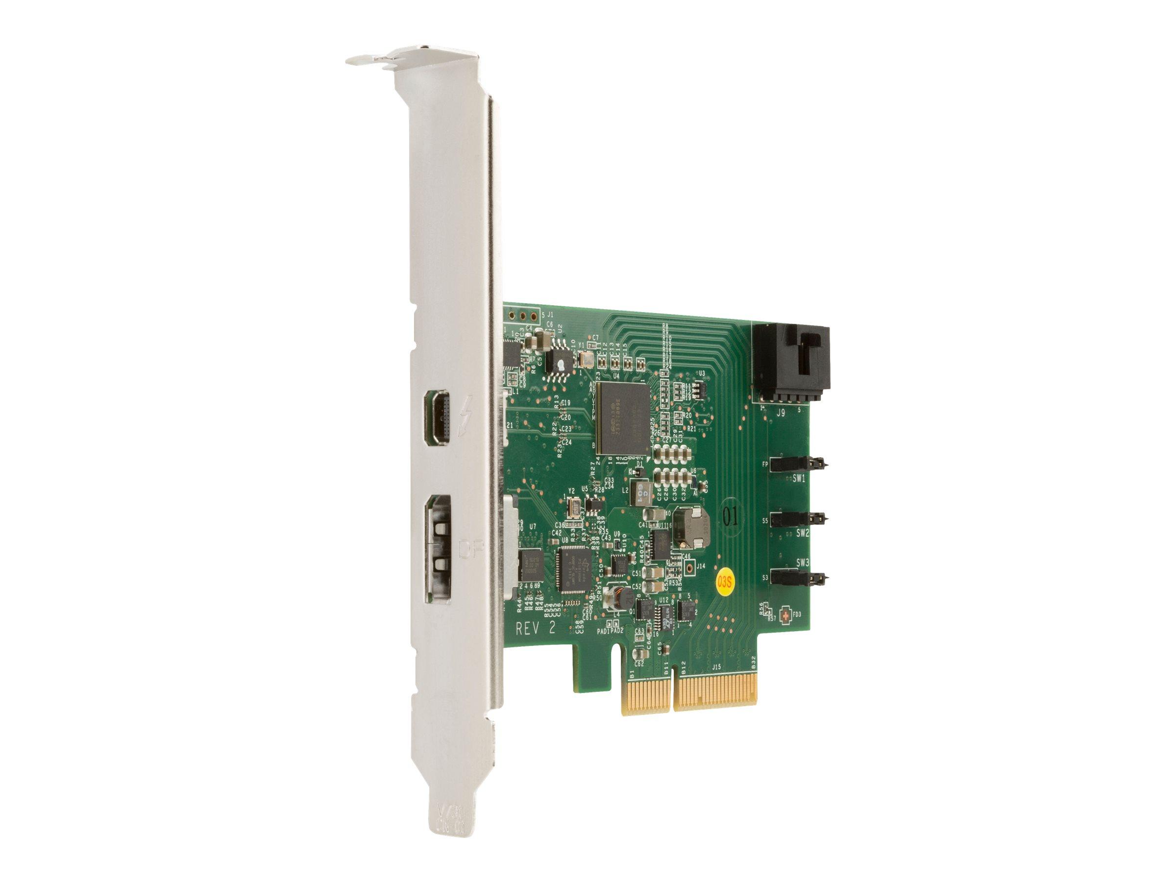 HP - Thunderbolt-Adapter - PCIe - Thunderbolt x 1