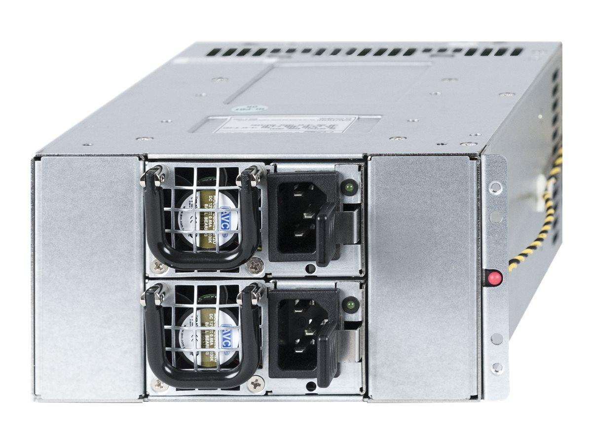 Chieftec MRZ 1200W - Netzteil (intern) - ATX12V 2.3/ EPS12V/ PS/2 - 80 PLUS Platinum - Wechselstrom 100-240 V - 1200 Watt