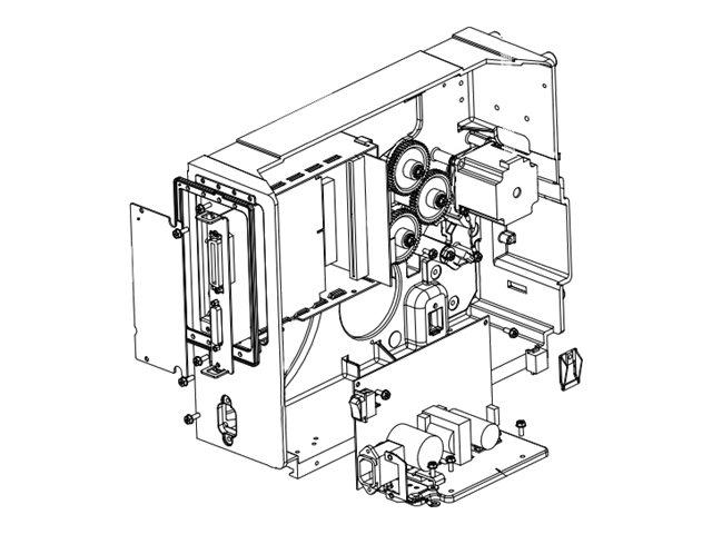 Datamax-O'Neil - Hauptplatine