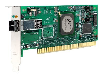 QLogic SANblade QLA2340L - Hostbus-Adapter - PCI-X Low-Profile - 2Gb Fibre Channel