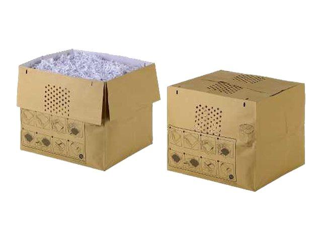 Rexel Recyclable Waste Sack - Müllbeutel (Packung mit 20) - für Rexel Auto+ 175X