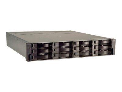 IBM System Storage DS3400 Model 42X - Festplatten-Array - 12 Schächte (SAS) - HDD x 0 - 4Gb Fibre Channel (extern) - Rack
