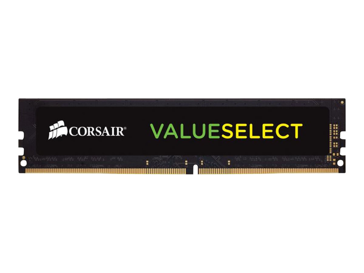 CORSAIR Value Select - DDR4 - 16 GB - DIMM 288-PIN - 2133 MHz / PC4-17000 - CL15