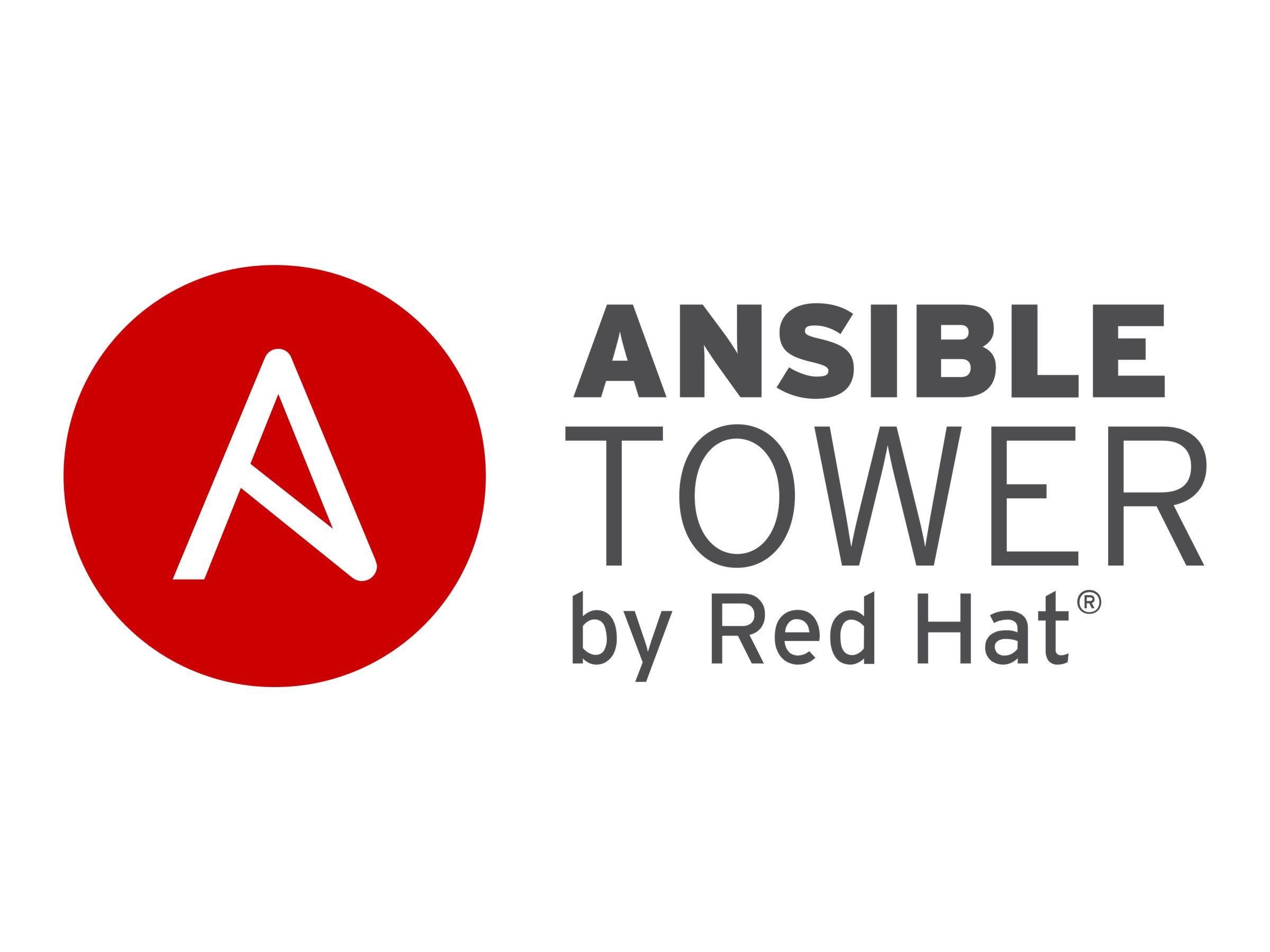 Ansible Tower with Ansible Engine - Standardabonnement (1 Jahr) - 10.000 verwaltete Knoten - Linux