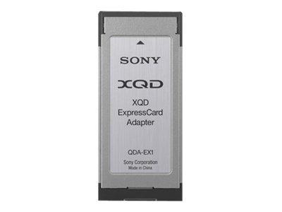 Sony QDA-EX1 - Kartenadapter (XQD) - ExpressCard/34