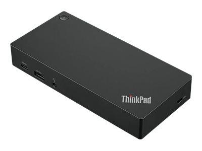 [Wiederaufbereitet] Lenovo ThinkPad USB-C Dock Gen 2 - Dockingstation - USB-C - HDMI, 2 x DP - GigE - 90 Watt