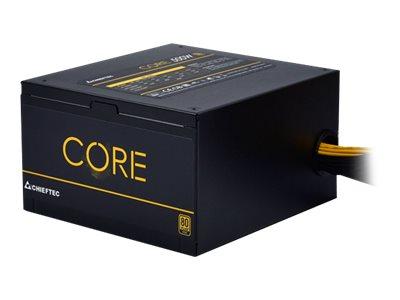 Chieftec Core Series BBS-500S - Stromversorgung (intern) - ATX12V 2.3/ EPS12V/ PS/2 - 80 PLUS Gold - Wechselstrom 100-240 V - 50