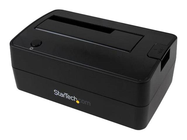 StarTech.com USB 3.1 (10 Gbit/s) Festplatten Dockingstation für 2,5 (6,4cm) / 3,5 (8,9 cm) SATA SSD / HDD mit UASP - Speicher-Co