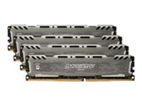 Ballistix Sport LT - DDR4 - 16 GB: 4 x 4 GB - DIMM 288-PIN - 2666 MHz / PC4-21300 - CL16