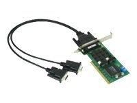 Moxa CP-132UL-I V2 - Serieller Adapter - PCI Low-Profile - RS-422/485