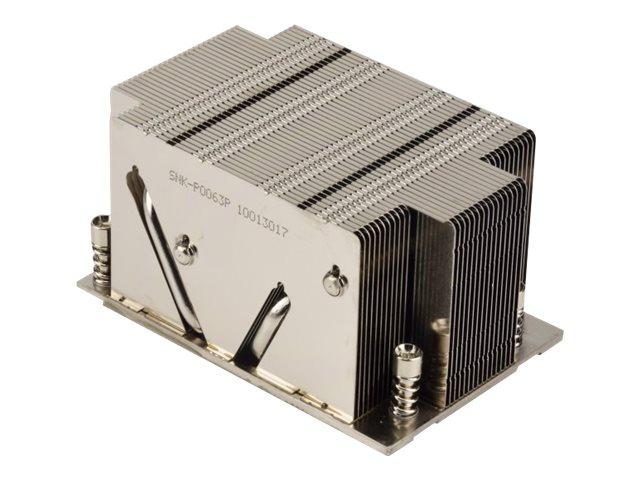 Supermicro - Prozessorkühler - (für: SP3) - 2U