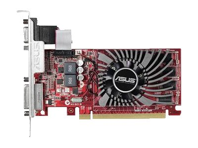 ASUS R7240-2GD3-L - Grafikkarten - Radeon R7 240 - 2 GB DDR3 - PCIe 3.0 Low-Profile - DVI, D-Sub, HDMI