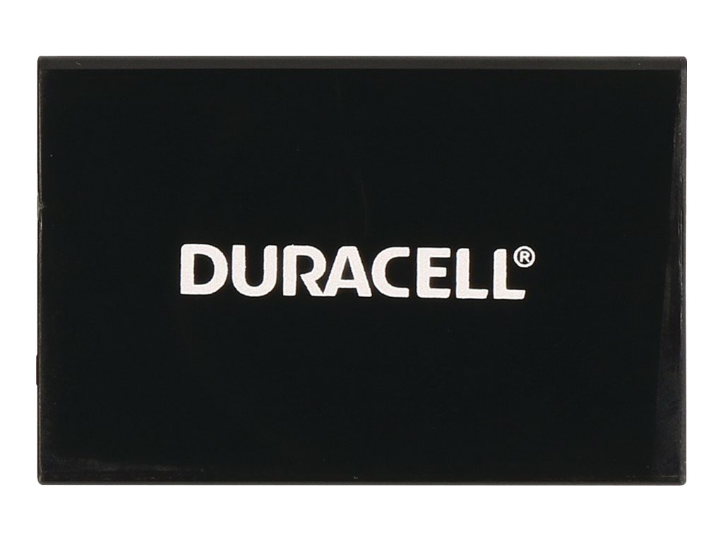 Duracell DRF60 - Kamerabatterie - Li-Ion - 1100 mAh - Schwarz