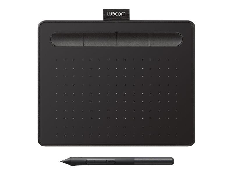 Wacom Intuos Creative Pen Small - Digitalisierer - 15.2 x 9.5 cm - elektromagnetisch - 4 Tasten - kabelgebunden