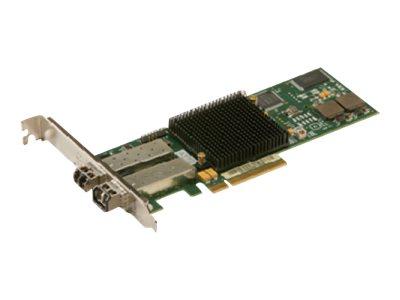 ATTO Celerity FC-82EN - Hostbus-Adapter - PCIe 3.0 x8 Low-Profile - 8Gb Fibre Channel x 2
